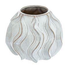 Keramická ručně vyráběná váza, 13 cm