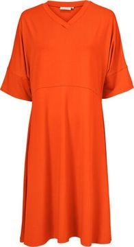Áčkové šaty s polovičním rukávem Naby