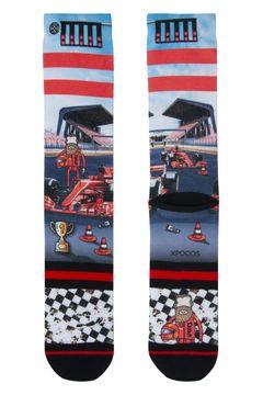 Ponožky Luke Racing