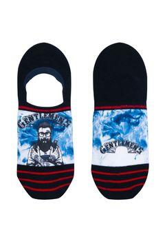 Neviditelné ponožky Barber