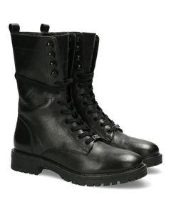 Kotníkové boty se šněrováním Dena