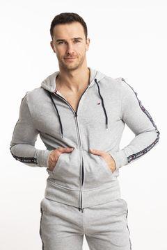 Mikina na zip s kapucí Authentic