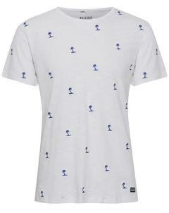 Tričko s krátkým rukávem a výšivkami
