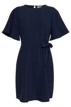 Krátké šaty s širokými rukávy Belinda