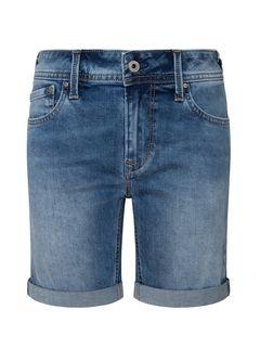 Džínové šortky Poppy