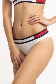 Kalhotky bikini Color Block Cotton