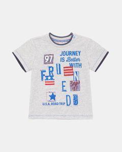 Tričko s krátkým rukávem USA Road Trip