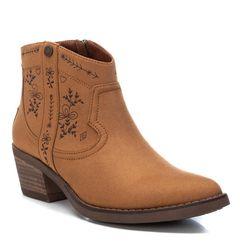 Dámské kotníkové boty se zdobením