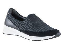 Dámské slip-on boty s membránou