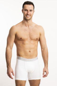 Pánské boxerky s dlouhou nohavičkou Customized Stretch Cotton