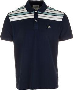 Pánské polo tričko s proužky, regular fit