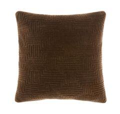 Bavlněný polštář, 45 x 45 cm