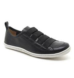 Dámské kožené slip-on boty