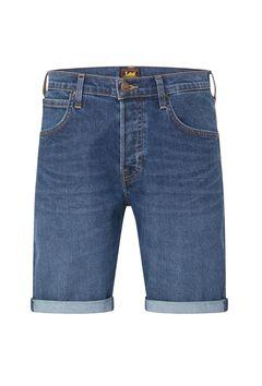Pánské džínové šortky