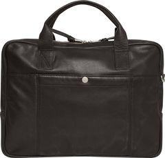 Kožená taška s odepínatelným popruhem Commuter