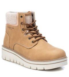 Dámské kotníkové boty na zvýšené podrážce