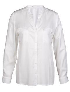 Košile bez límečku