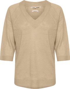 Lněný pullover Roxanne