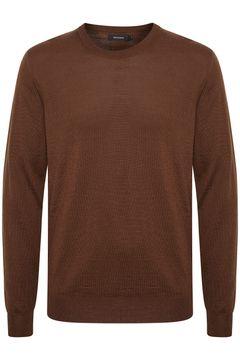 Pánský svetr s příměsí vlny Leon