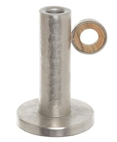 Hliníkový svícen, 16 cm