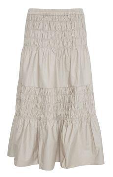 Midi sukně Vinga