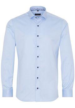 Pánská slim fit keprová košile