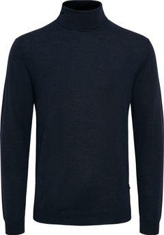 Vlněný svetr s rolákem Parcusman