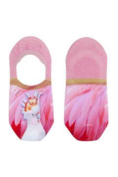 Neviditelné ponožky Ivy Parrot