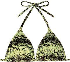 Dámské plavky Bassa Eco horní díl, trojúhelníková podprsenka