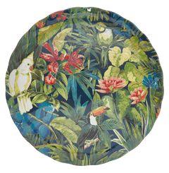 Melaminový talíř Tropic, 46 cm