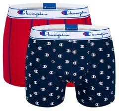 Pánské boxerky vzorované 2-pack