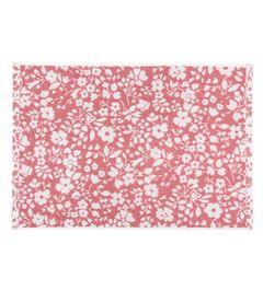 Ručník s květinovým vzorem, 100x60 cm
