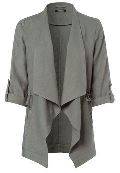 Lněný blazer