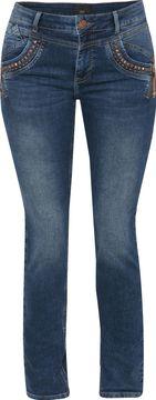 Dámské džíny Carmen, skinny