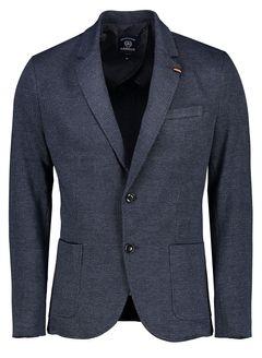 Kárované pánské sako