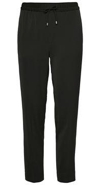 Kalhoty s elastickým pasem Cadia