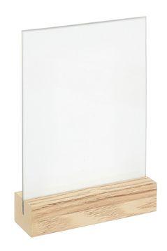 Fotorámeček s podstavcem, 18x13 cm