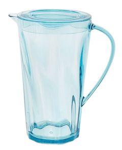 Plastový džbán s víčkem