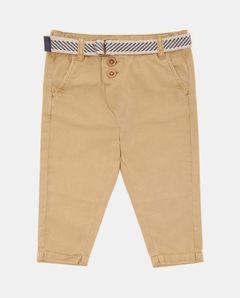 Dlouhé kalhoty s páskem