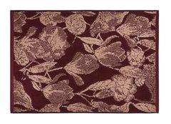 Ručník s květinovým vzorem, 100 x 60 cm