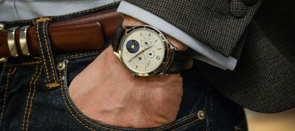 98079f140 21 pánských analogových hodinek, do kterých se vyplatí investovat