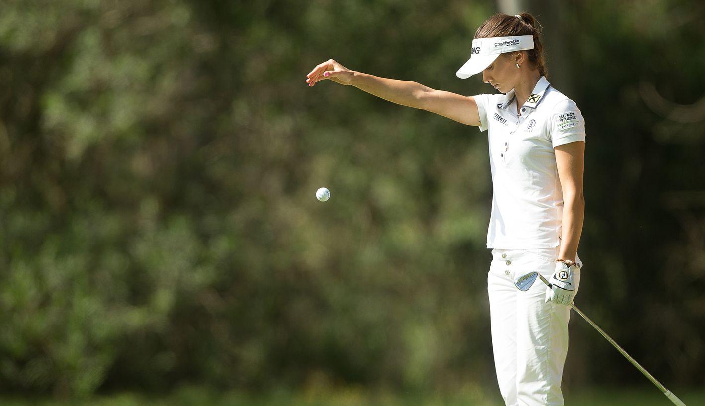Jak se nejlepší česká golfistka dostala až na vrchol 3986d8fd25