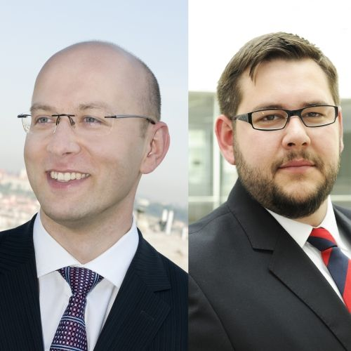 Zenon Folwarczny a Michal Jekielek