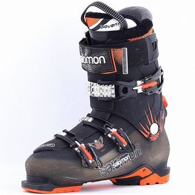 Salomon Quest 880 2012/2013 nickel translucent/black