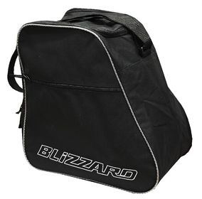 814fdd7c30 Blizzard Skiboot bag black silver