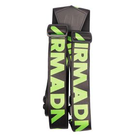 Armada Stage Suspender black/green