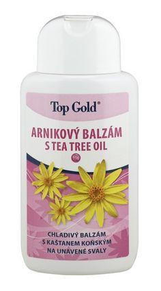 Top Gold Arnikový Balzám tea tree oil-chladivý...