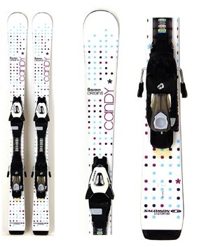 Salomon Candy JR 2012/2013