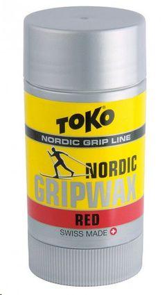 Toko Nordic Gripwax Red