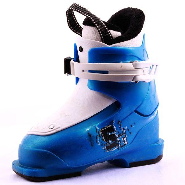 Salomon T1 2011 2012 blue - 15  a98bb9ddfa